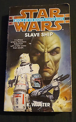 Slave Ship / Star Wars / Book2 / K. W. Jeter / Paperback / 1998