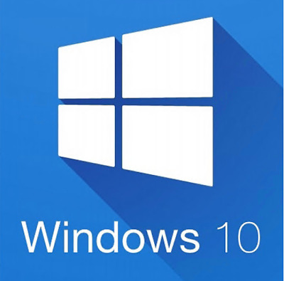 Microsoft WINDOWS 10 PRO Professional Product Key License Activation