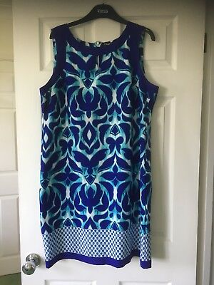 Shift Dress From The Collection At Debenhams Size 16