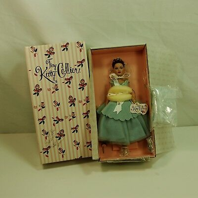 "QUEEN OF THE PROM TONNER 10"" TINY KITTY COLLIER RARE  LE 300 Box Signed Tonner"