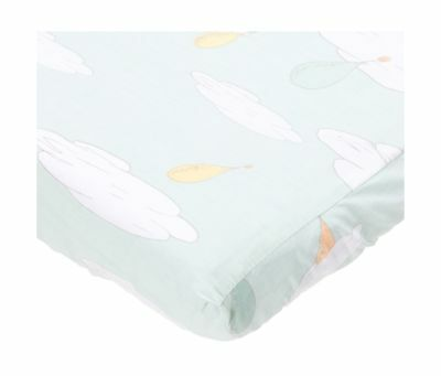 Trend Lab Dr Seuss Oh The Places You Ll Go Balloons Changing Pad