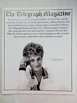 Telegraph Magazine Diana Princess of Wales Special Issue 2017 Parnham College