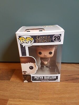 "Funko Pop! Game of Thrones #29 ""Petyr Baelish"" Vinyl vaulted *OVP*"