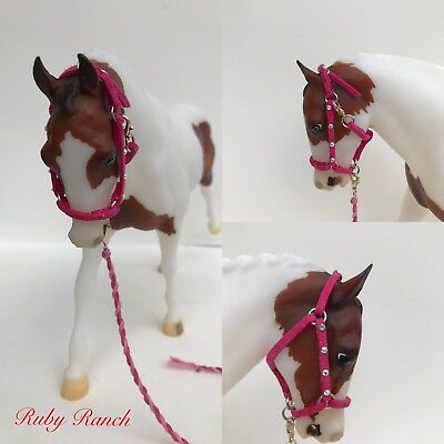 Modle Horse Halter Fits 1.9 Scale Traditional Pony Breyer Horse