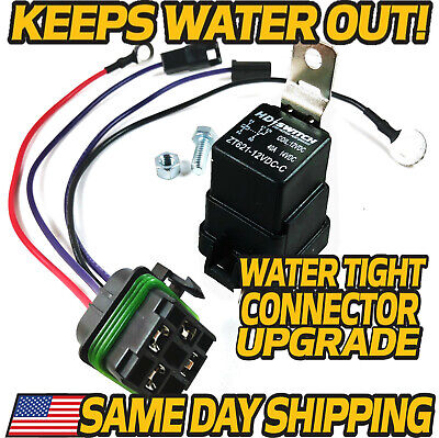 Starter Relay Kit Repairs John Deere 316 318 160 165 180 420 GX75 SRX95 AM107421