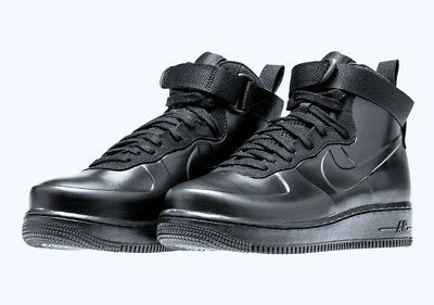 check out 50547 d5661 Nike Air Force 1 Foamposite Cup Mens Triple Black Boot AH6771 001   Multi  Size