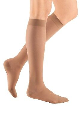 Medi Sheer & Soft Knee High 20-30mmHg Natural Color Size VI 6 Regular 43006