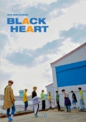 UNB 2nd Mini Album Heart ver CD + Booklet + Photocard + Free Shipping
