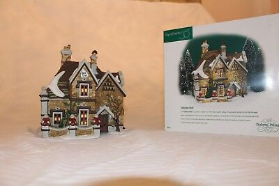 Dickens' Village Series Tattyeave Knoll Department 56