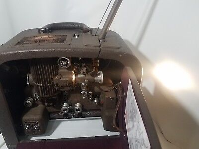 1940s Bell & Howell B&H Filmosound 185 16mm Film Projector