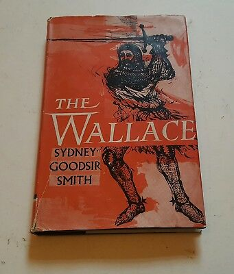 """""""The Wallace"""" first edition signed by author"""