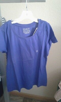 Simply Style.  XL.  Girls T.  NWT.  16
