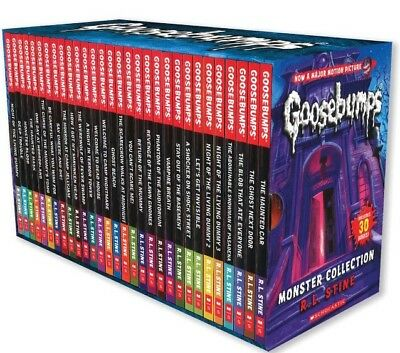 Goosebumps Classic Collection 1-30 by R. L. Stine Goosebumps Set - Goosebump 30