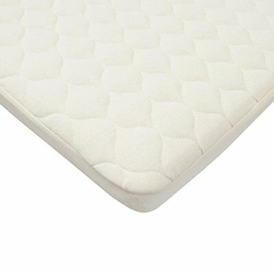 American Baby Company Waterproof Quilted Bassinet Mattress Pad Cover