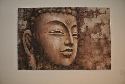 Buddha Print - Picture - Painting - Wall Art Hanging - Poster -