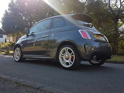 2016 FIAT 500 ABARTH 1.4 Turbo show condition SWAP? PX ? SWAP WHY? SWAP