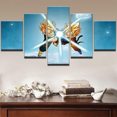 Canvas HD Prints Painting Wall Art Home Decor Frame Pictures For Living Room Art