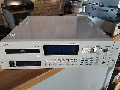 AKAI Sampler CD 3000i