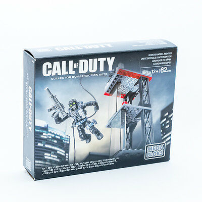 Mega Bloks DCL04 - Call of Duty Ghost's Repel Fighters 62 Teile NEU / OVP