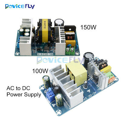100W/150W AC 100-240V/85-265V to DC 24V 4A-6A/6-9A Switching Power Supply Module