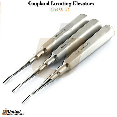 Surgical Coupland Root Elevators Vets Oral Surgery Tooth Extraction Instruments