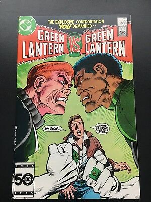 Green Lantern # 197 Near Mint (NM) DC Comics   Versus Green Lantern