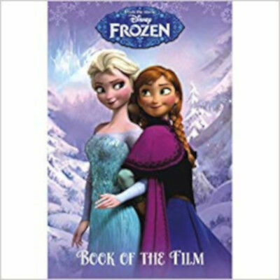 Disney Frozen Book of the Film, New, Disney Book