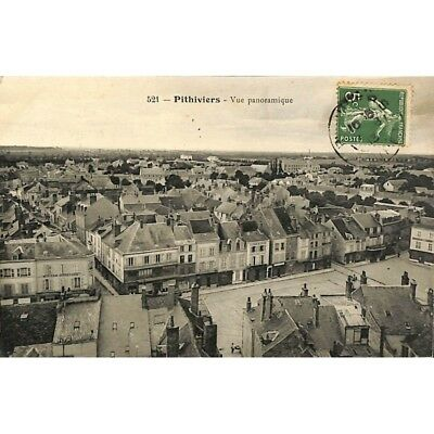 [45] Pithiviers - Vue panoramique.