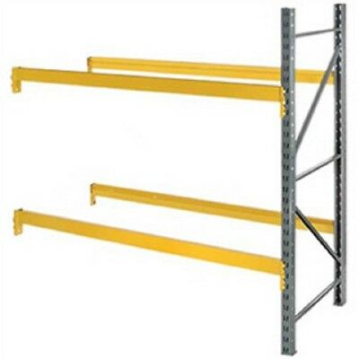 """NEW! Husky Rack & Wire Double Slotted Pallet Rack Add-On 120""""W x 36""""D x 144""""H!!"""