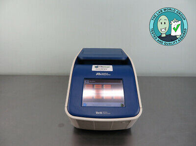 ABI Veriti 384-Well Thermal Cycler with Warranty SEE VIDEO