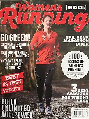 Women's Running May 5/2018 The Eco Issue Build Unlimited Power