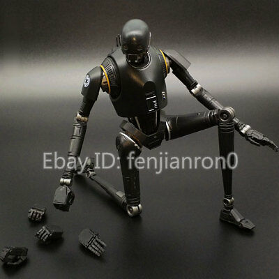 S.H. Figuarts SHF Star Wars Rogue One K-2SO PVC Action Figure 6'' China Ver. 098