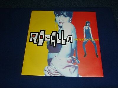 "Single 7"" ROZALLA Everybody's Free"