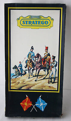 Very Rare Vintage 80's Stratego Board Game Greece Greek New Nos !