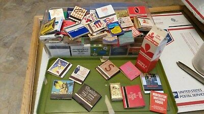Antique Vintage  Match Book Collection Unused