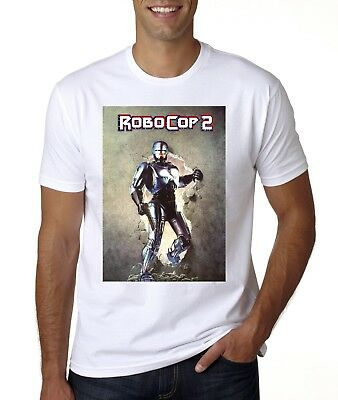 New Robocop 2 Movie Poster  T-Shirt