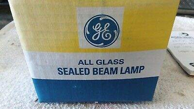 GE 4412 All Glass Sealed Beam Lamp (Buy 1 Get 1 Free!)