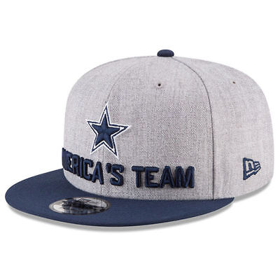 Dallas Cowboys 2018 Nfl New Era On Stage Draft Day 9Fifty Snapback Hat Cap 79916bf9946a