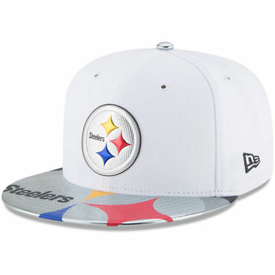 Pittsburgh Steelers Nfl New Era 59Fifty Official On Stage Draft Day Fitted  Hat 17d4f01350c