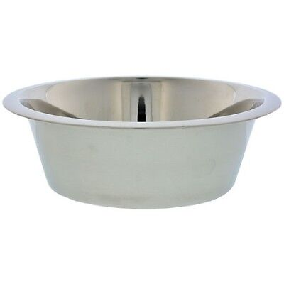 Kennel Club Large Stainless Steel Dog Bowl, 52.41 oz. Brand New