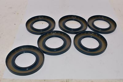 Lot of 6 NEW BEECO Nord Oil Seal, 25070090, With Inside Sealant