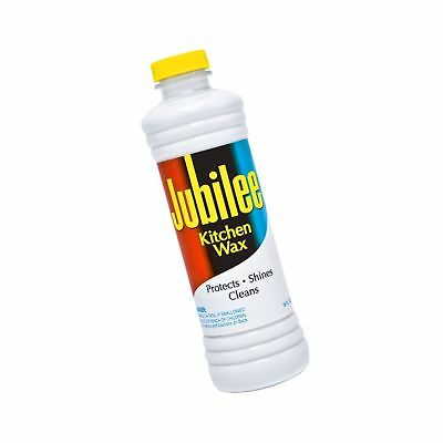 Jubilee Kitchen Cleaning Wax - For Appliances, Surfaces & Bathroom 15 oz (Pac...