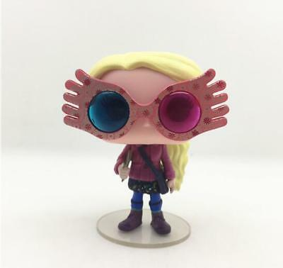 Funko Pop Harry Potter Luna Lovegood (With Glasses) #41 New With Box Toys Model