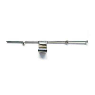 Biopsy Needle Guide Puncture Adapter for GE RIC5-9-D Ultrasound Probe