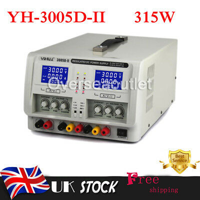 YH-3005D-II 2 Channel Outout Adjustable Laboratory Precision DC Power Supply