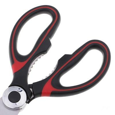 Stainless Steel Poultry Chicken Fish Bone Scissors Shears Home Kitchen Tools