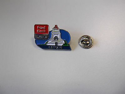 Anstecker Pin Ford Bank