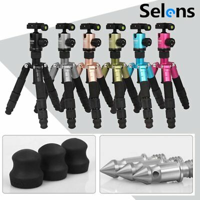 "Selens 20"" Professional Camera Tripod Ball Head for Canon Nikon Sony DSLR Camera"