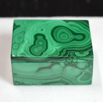 Coffret Malachite 67,8 grammes - Malachite box