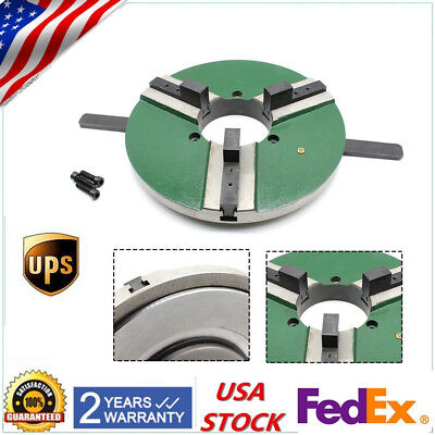 """3 JAW SELF CENTERING 12"""" inch WELDING POSITIONER CHUCK W/ REVERSIBLE JAWS USA"""
